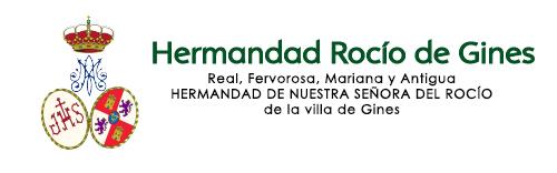 Hermandad Rocío de Gines Logo